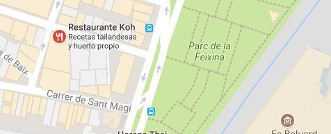 Resúmenes editoriales google maps