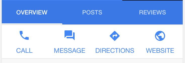google maps chat