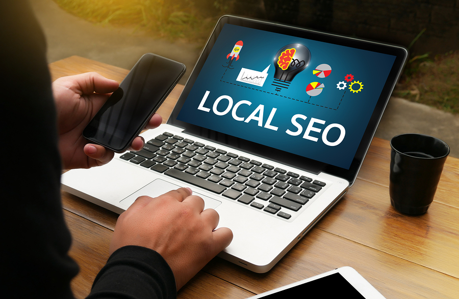 seo local chat google maps